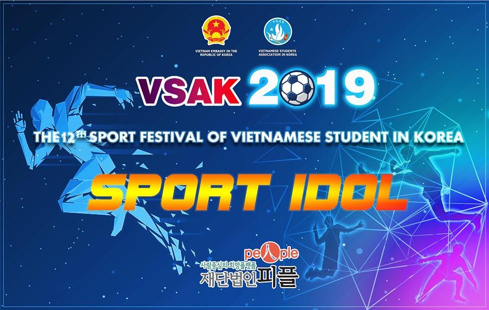 VSAK Sport Idol - Thần tượng thể thao VSAK 2019