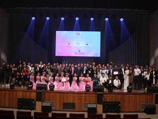 Ngày hội Sinh viên Việt Nam tại Hàn Quốc lần thứ 14 – Bữa tiệc văn hóa đặc sắc dành cho cộng đồng sinh viên Việt Nam tại Hàn Quốc