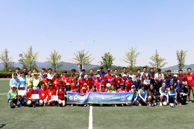 Giải bóng đá nữ mùa xuân Gachon 2017
