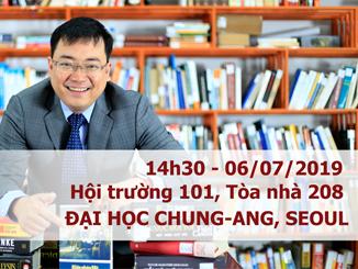 """TALKSHOW: """"Khởi nguồn tri thức, làm chủ tương lai"""" cùng Sinh viên Việt Nam tại Hàn Quốc."""