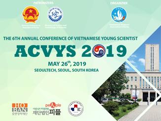 Quyền lợi cho các tác giả gửi bài tham dự ACVYS 2019